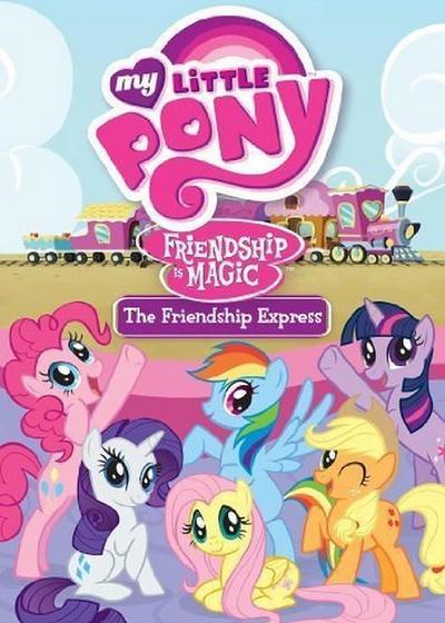 我的小马驹:友谊大魔法 第五季海报
