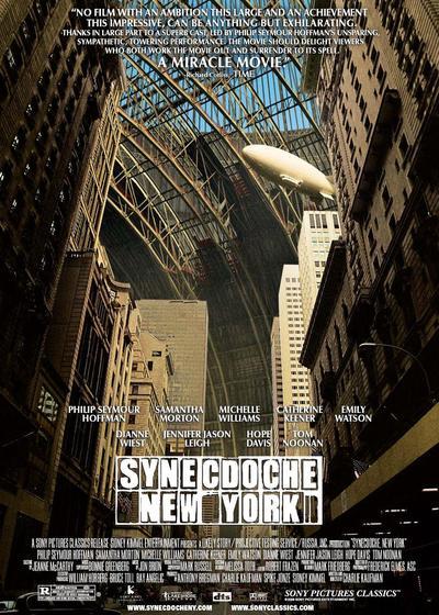纽约提喻法海报