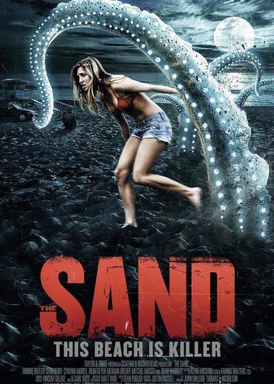 沙子怪物海报