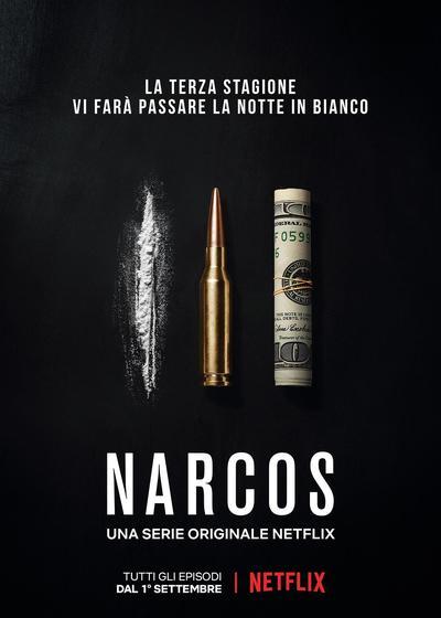 毒枭 第三季海报