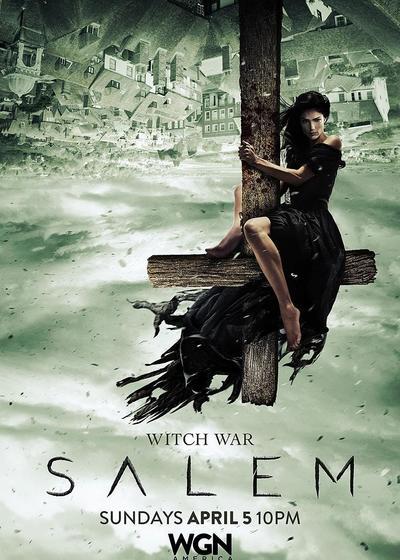 塞勒姆 第二季海报