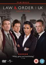 法律与秩序(英版) 第三季海报