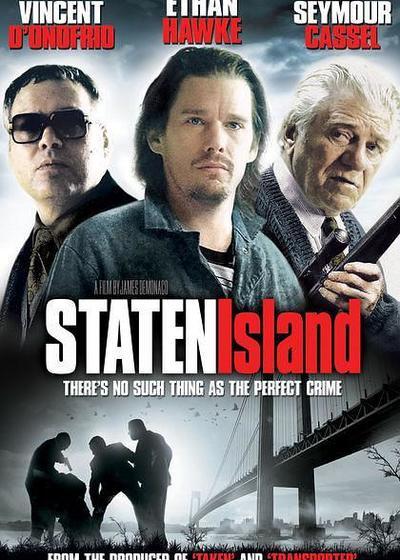 史坦顿岛海报