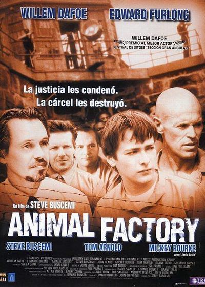 动物工厂海报