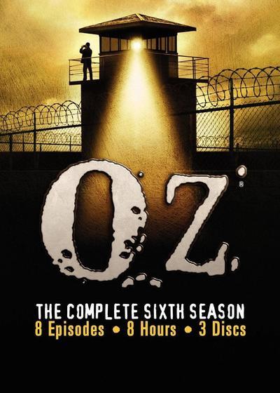 监狱风云  第六季海报