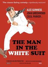 白衣男子海报