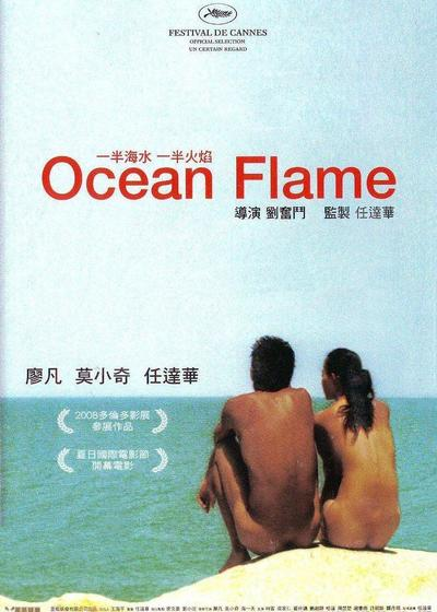 一半海水一半火焰海报