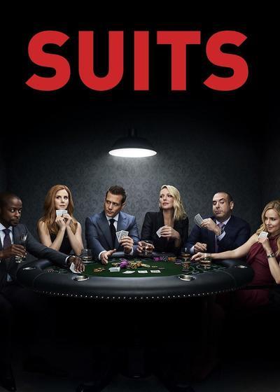 金装律师 第八季海报