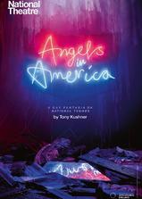 天使在美国第一部:千禧年降临海报