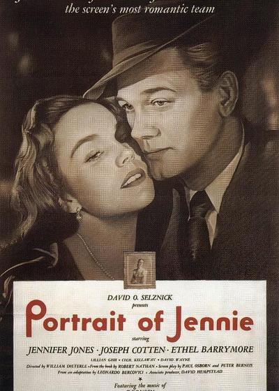 珍妮的画像海报