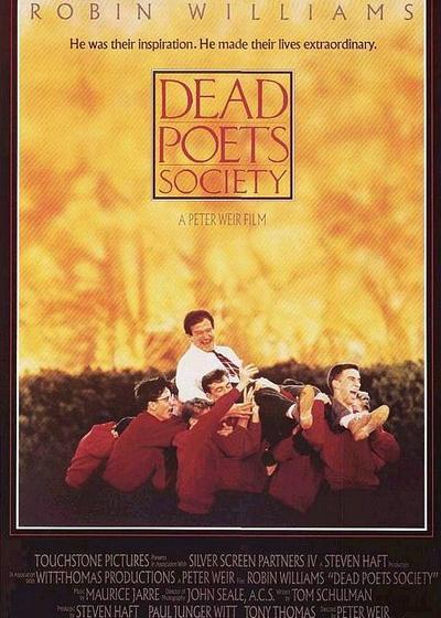 死亡诗社海报