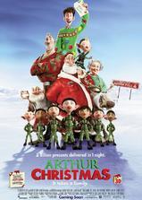 亚瑟·圣诞海报