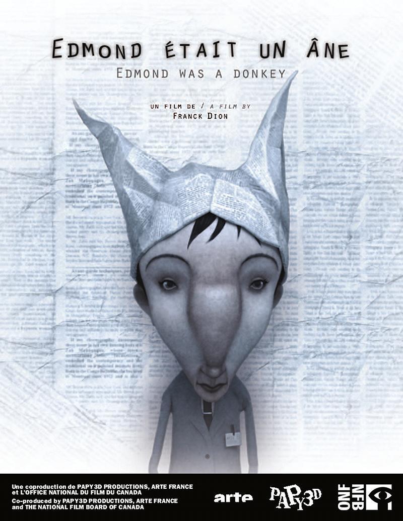 爱德蒙曾经是头驴子