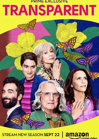 透明家庭 第四季海报