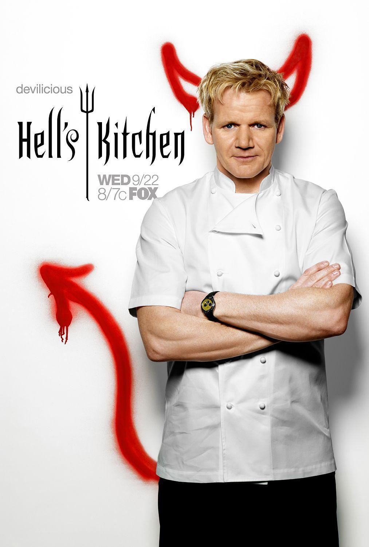 地狱厨房(英版) 第一季