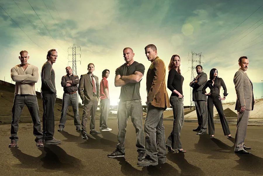 9.3分经典还没完,《越狱》第六季终于有消息!
