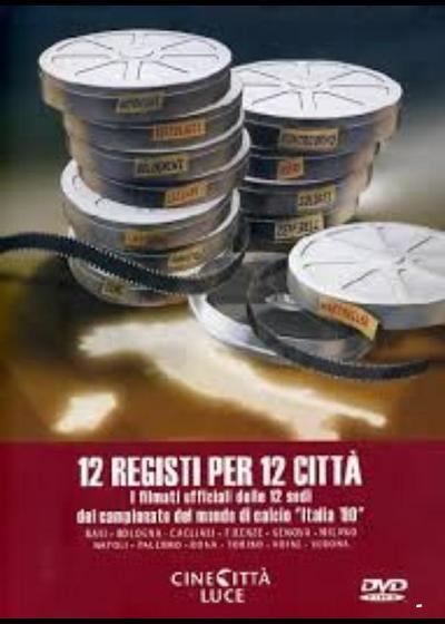 意大利十二导演与十二城市海报