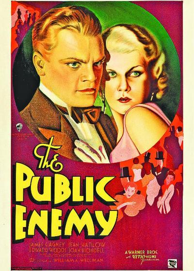 国民公敌海报