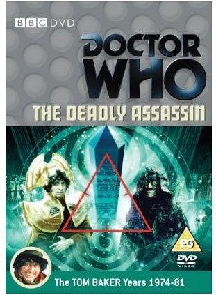 Doctor Who - The Deadly Assassin海报