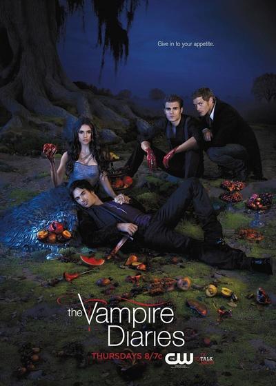 吸血鬼日记 第三季海报