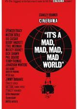 疯狂世界海报