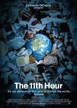 第十一个小时海报