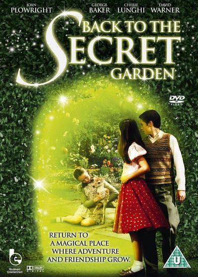 重返秘密花园海报