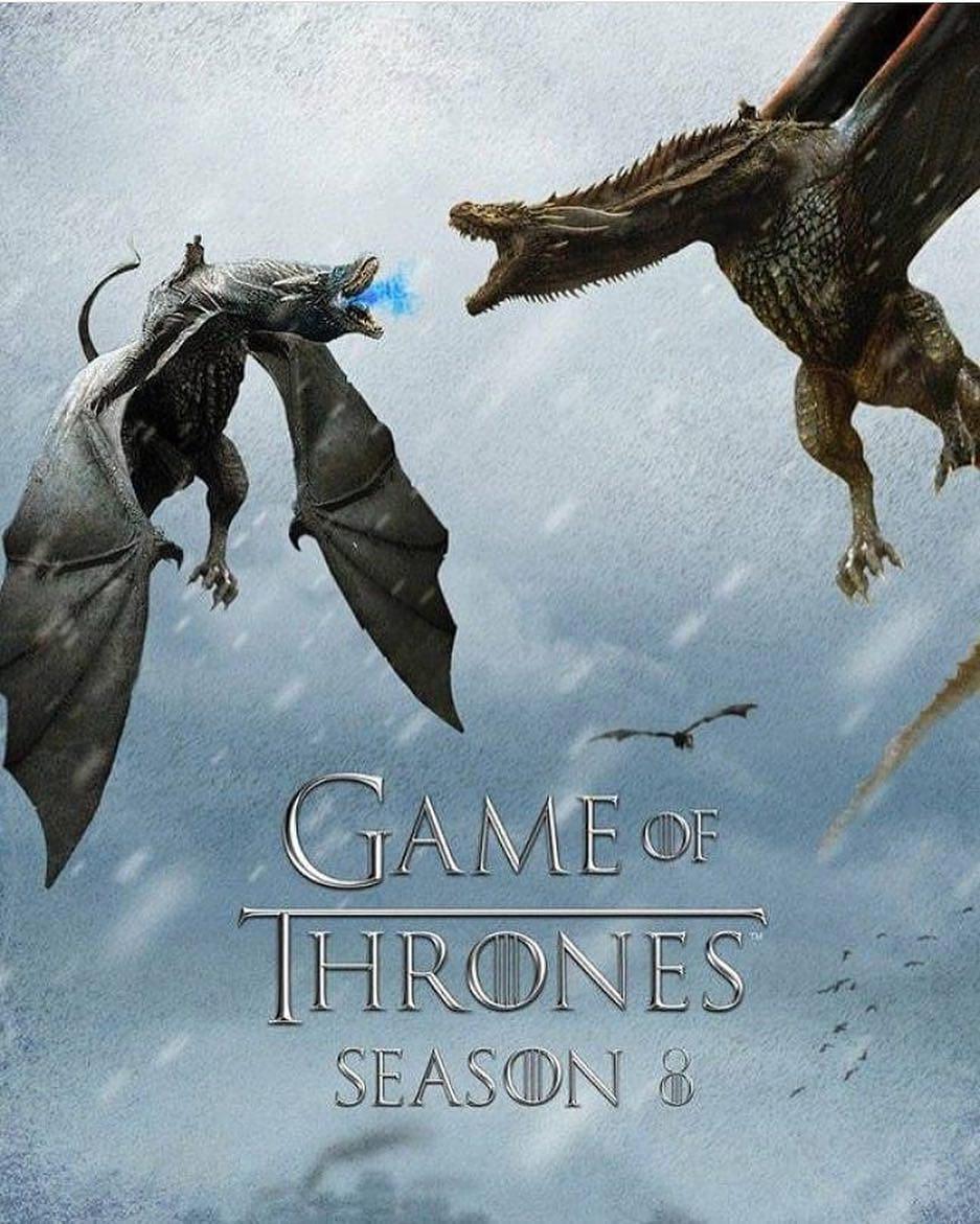 权力的游戏 第八季