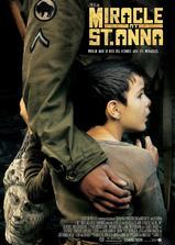 圣安娜奇迹海报