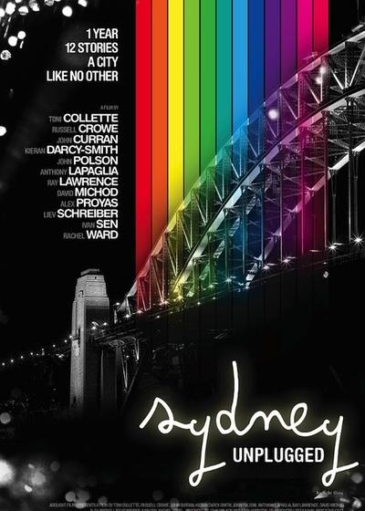 悉尼·不插电海报