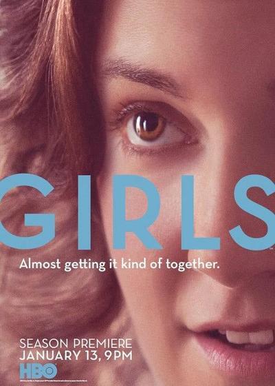都市女孩 第二季海报