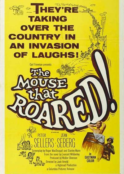 鼠吼奇谈海报