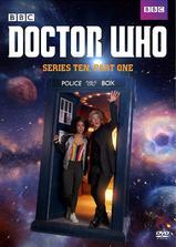 神秘博士 第十季海报
