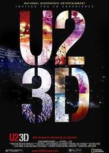 U2 3D海报