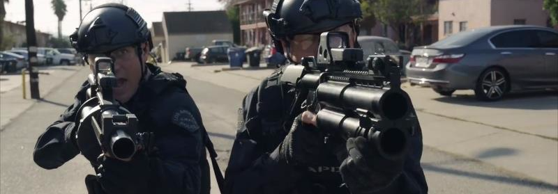 反恐特警组 第一季
