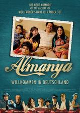 阿曼尼亚:欢迎来到德国海报