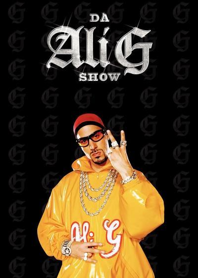 Da Ali G Show海报