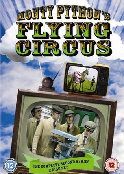巨蟒剧团之飞翔的马戏团 第二季海报