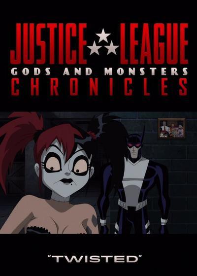 正义联盟:神明与怪物编年史 第一季海报