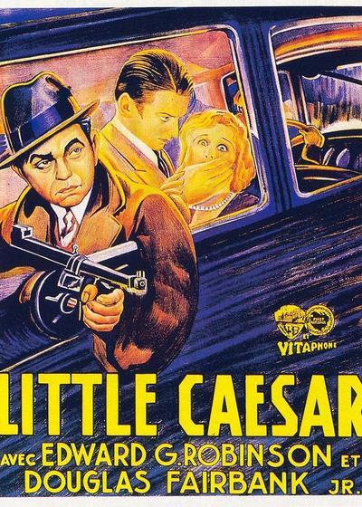 小凯撒海报