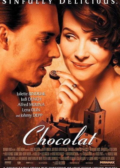 浓情巧克力海报