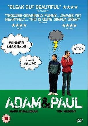 亚当与保罗海报