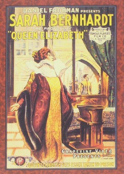 伊丽莎白女王海报