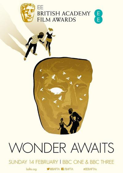 第69届英国电影学院奖海报