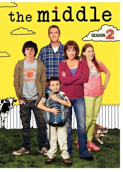 中产家庭  第二季海报