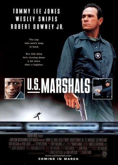 美国警官海报