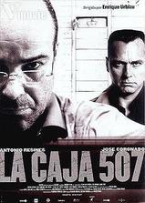507号保险箱海报