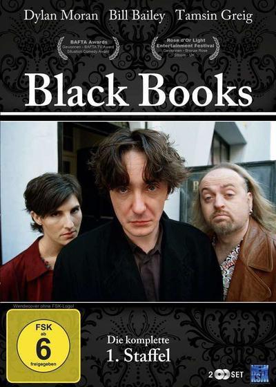 布莱克书店 第一季海报