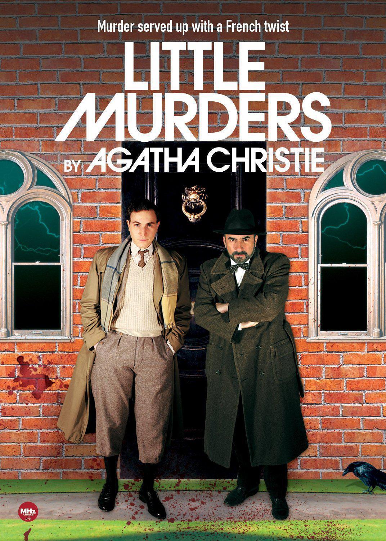 阿加莎·克里斯蒂小型谋杀剧场 第一季