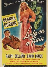 火车上的小姐海报